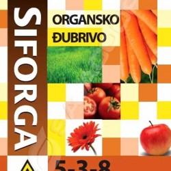 Prihrana Siforga organsko đubrivo 5kg