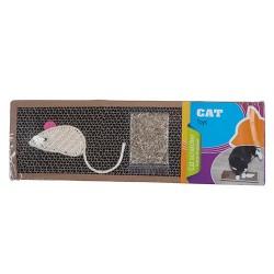 Grebalica Za Mačke Kartonska