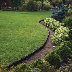 Graničnik za travnjak savitljiv