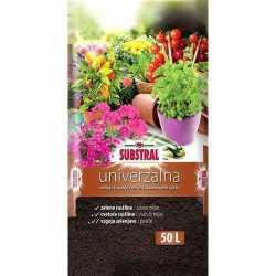 Substral Univerzalna Zemlja Za Cveće