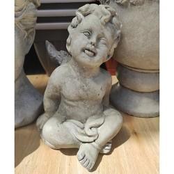 Ukras anđeo terakota